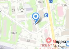 Компания «Лаб-электро» на карте