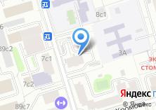 Компания «Московское агентство реализации общественных проектов» на карте
