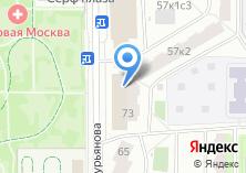 Компания «Приемная главы района Печатники Григорьева С.Н.» на карте