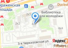 Компания «M-Klass» на карте