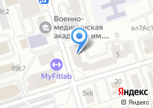 Компания «Муниципалитет внутригородского муниципального образования Преображенское» на карте