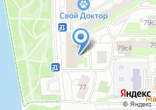 Компания «Зоомагазин на ул. Гурьянова» на карте