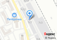 Компания «Промэйд» на карте