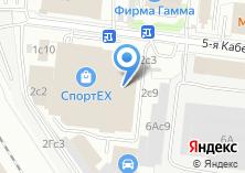 Компания «Horze» на карте