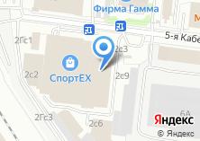 Компания «Thule» на карте