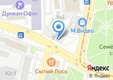 Компания «Тренер-Фигурное катание Электрозаводская» на карте