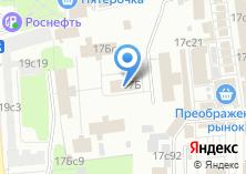 Компания «Старообрядческий Храм Воздвижения Креста Господня» на карте