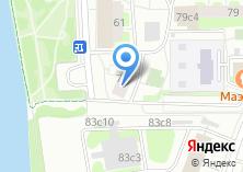Компания «Управление социальной защиты населения района Печатники» на карте