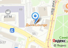 Компания «БОРА-БОРА» на карте