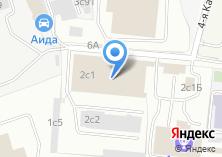 Компания «Новое желтое такси» на карте