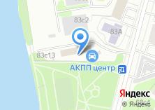 Компания «Спектр Студио» на карте