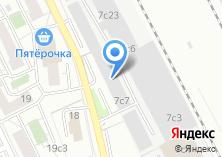 Компания «Шторка ру» на карте