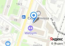 Компания «КАМОС ЛАЙН» на карте