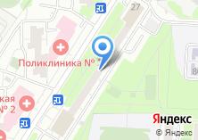 Компания «Конкордия» на карте