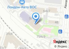 Компания «Psp-telecom» на карте