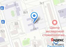 Компания «Детский сад №1812» на карте