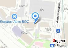 Компания «ТСК-Арон» на карте