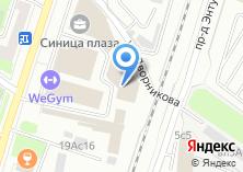 Компания «Nexia Finance Group» на карте