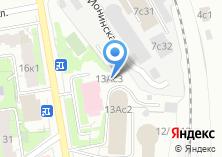 Компания «Техноспас» на карте