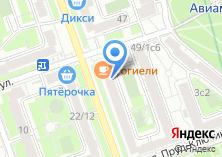Компания «Mak Dalina» на карте