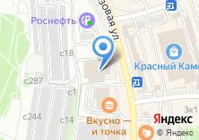 Компания «Видное Моторс» на карте