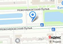 Компания «Мастерская по ремонту часов на Новочеркасском бульваре» на карте
