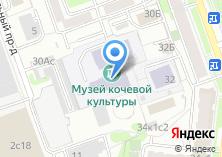 Компания «Средняя общеобразовательная школа №1321» на карте