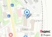 Компания «РУС-КОР» на карте