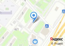 Компания «Холмогорская» на карте