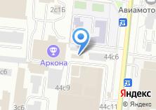Компания «8 Таксомоторный парк» на карте