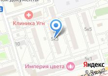 Компания «Юквис» на карте