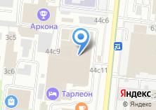 Компания «Эковент» на карте