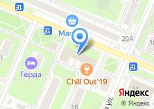Компания «Фронт» на карте