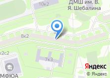 Компания «Орехово-2» на карте