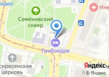 Компания «Мега плюс» на карте