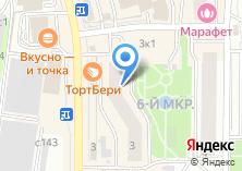 Компания «КБ Интеркредит» на карте