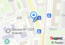 Компания «Фаворит-сервис» на карте