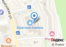 Компания «АКБ РУССЛАВБАНК» на карте