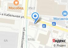 Компания «АДМБ 2000» на карте