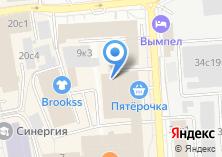 Компания «Сервис-Плюс» на карте