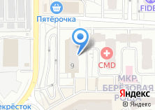 Компания «КАРАНДАШиК» на карте