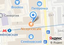 Компания «Пузофф» на карте