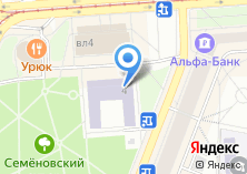 Компания «Московский центр качества образования» на карте