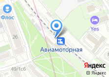 Компания «Мастерская по ремонту обуви на Шоссе Энтузиастов» на карте