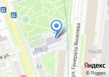 Компания «Средняя общеобразовательная школа №735» на карте