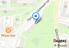 Компания «СитиПасс» на карте