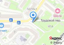 Компания «Сеть магазинов колбасных изделий» на карте