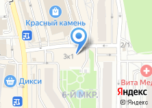 Компания «Сервис НППК» на карте