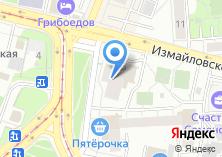 Компания «Москва-Мастер» на карте