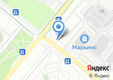 Компания «Колбаса» на карте